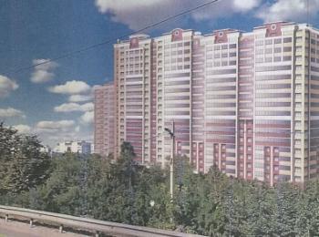 Новостройка ЖК Солнечное23